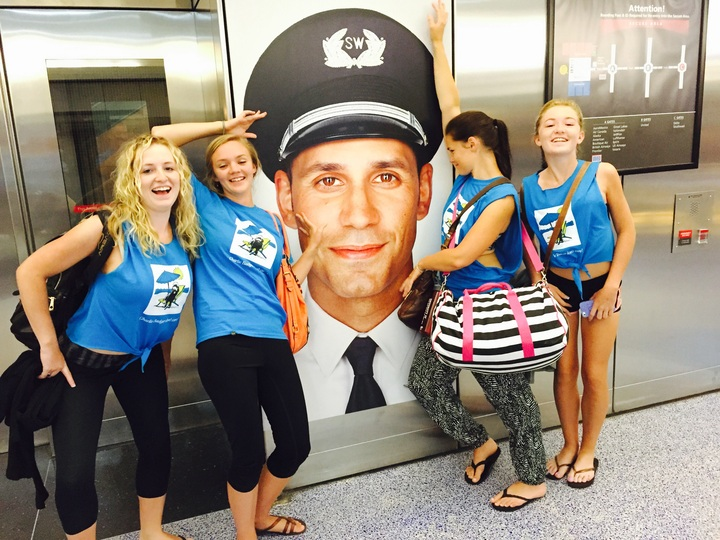 Girls Love Pilots! T-Shirt Photo