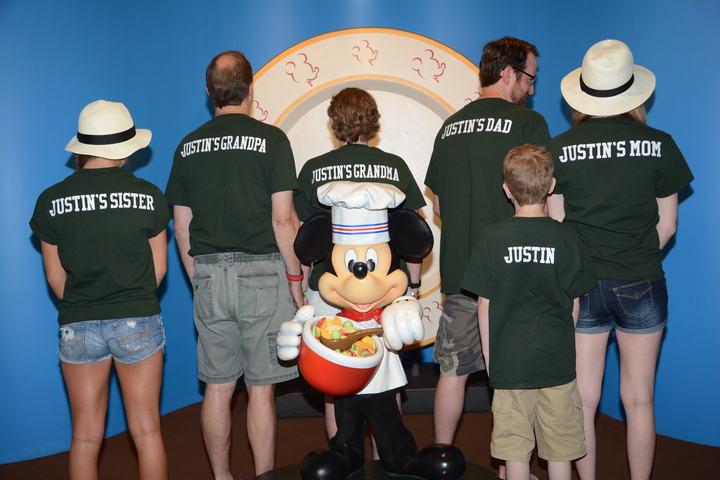 Disney Fun T-Shirt Photo