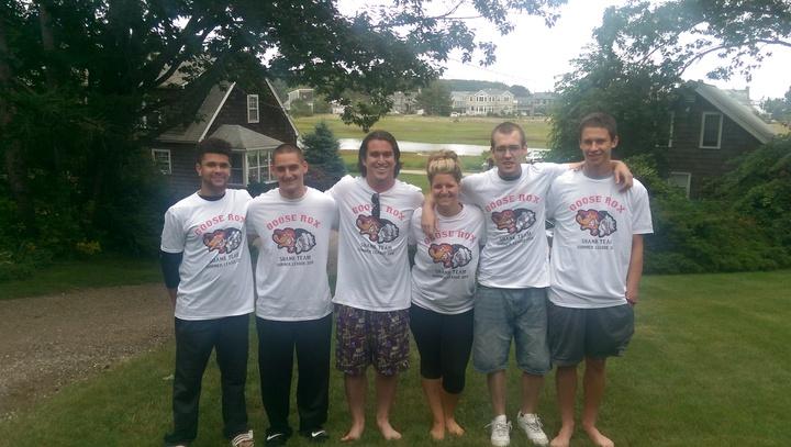 Shank Team (Minor League) T-Shirt Photo