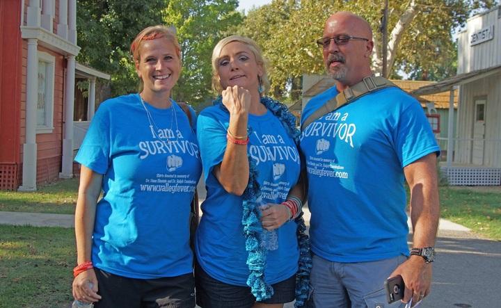 Conquer Cocci T-Shirt Photo