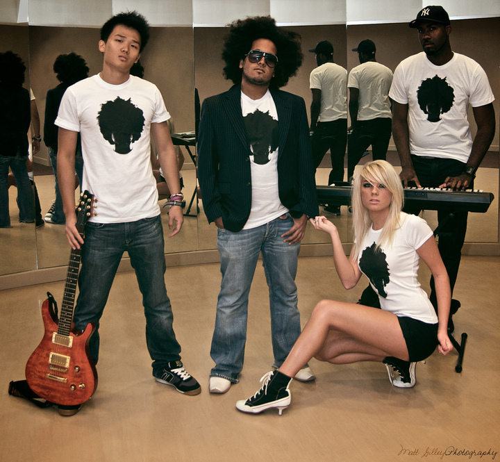 Be Your Rockstar T-Shirt Photo