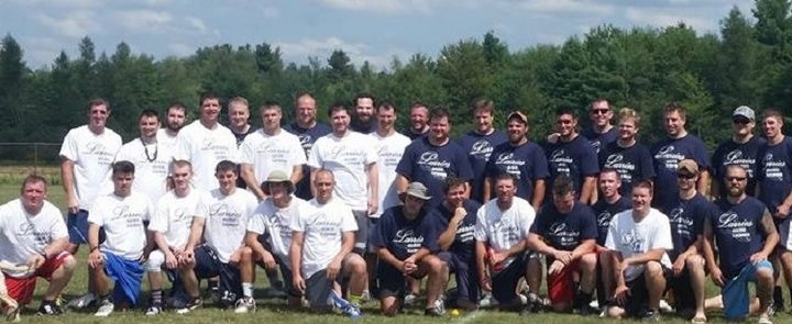 Alumni Game 2015 T-Shirt Photo