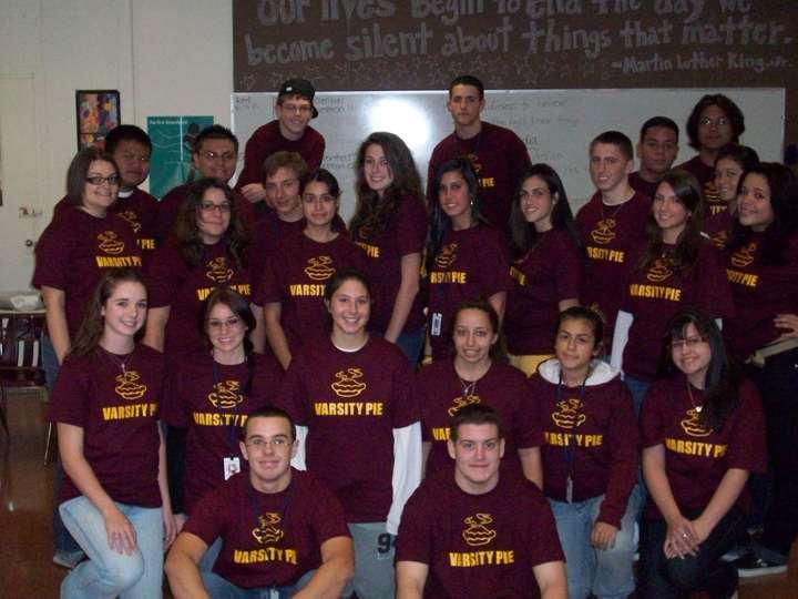 Pie Team T-Shirt Photo