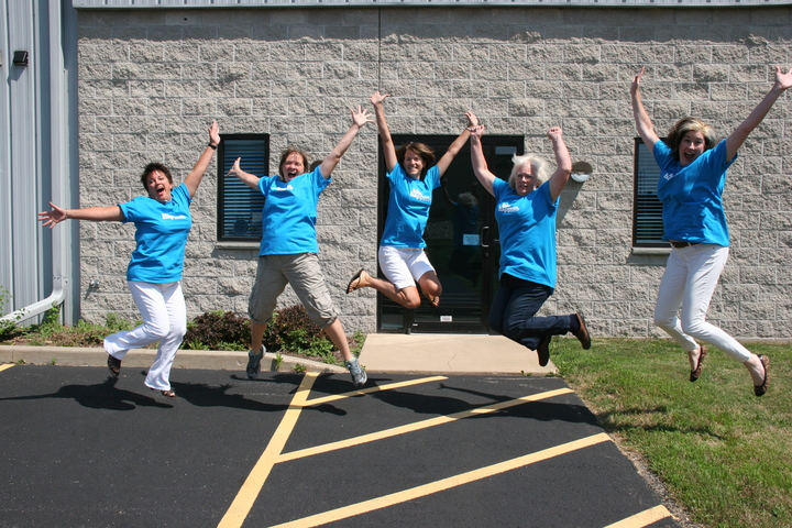 "We Love Our ""Kits Happen"" T Shirts! T-Shirt Photo"