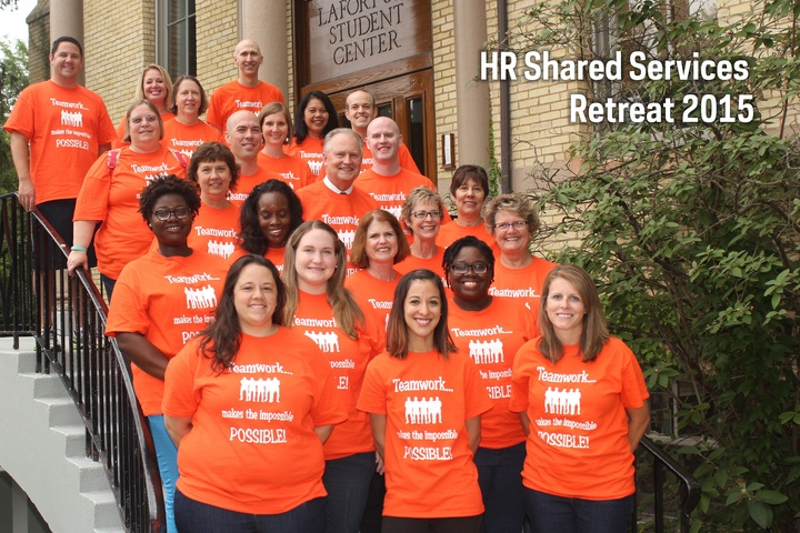 Hr Shared Services Retreat 2015 T-Shirt Photo