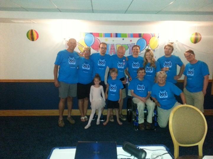 Keeping It Reel 80th Birthday Celebration! T-Shirt Photo