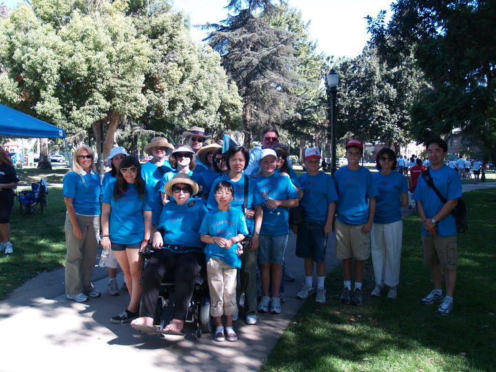 2008 Pals Of Mine Walk To Defeat Als T-Shirt Photo