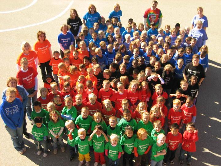 Kindergarten Rocks! Graduating Class Of 2021 T-Shirt Photo