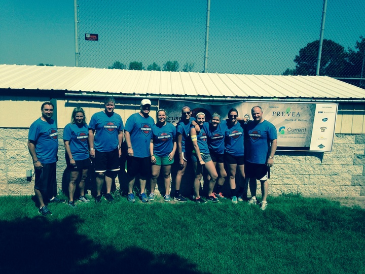 Diamond Thieves Kickball Team  T-Shirt Photo