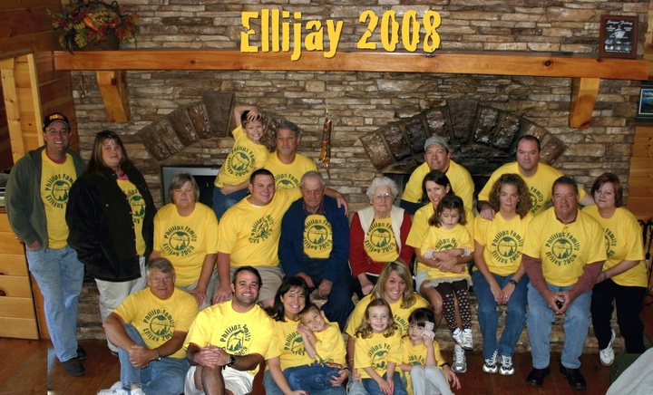 Phillips Family Retreat T-Shirt Photo