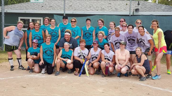 2015 Oglesby Girls Softball Reunion Game  T-Shirt Photo