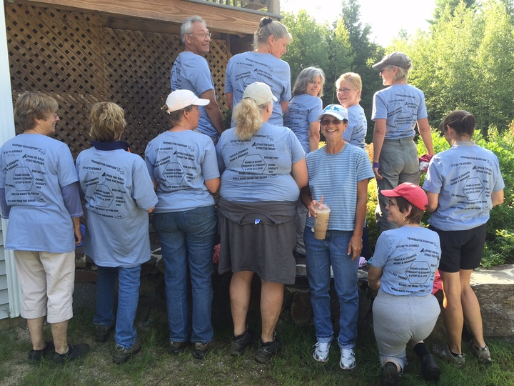 Herding In Nh T-Shirt Photo