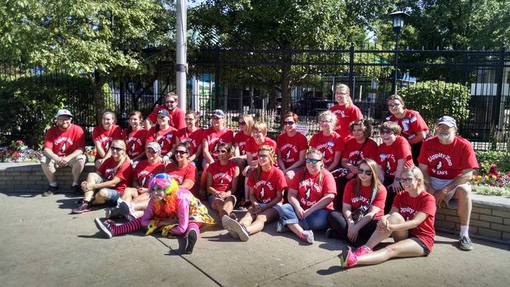 Zippity Zoo Da Day 2015 T-Shirt Photo