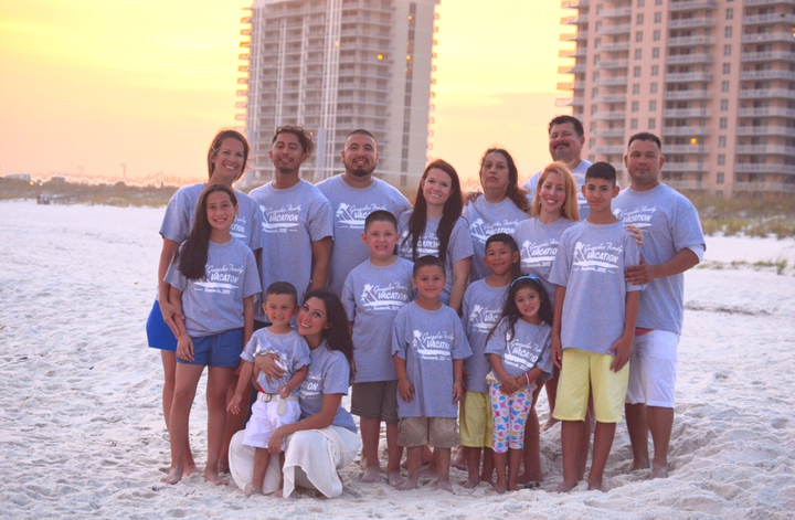Gonzales Pensacola 2015 T-Shirt Photo