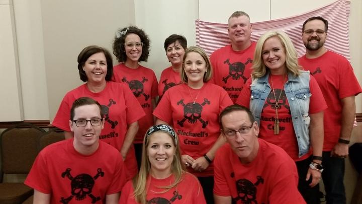 Blackwell's Crew T-Shirt Photo