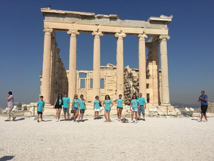 Our Europe Tour T-Shirt Photo