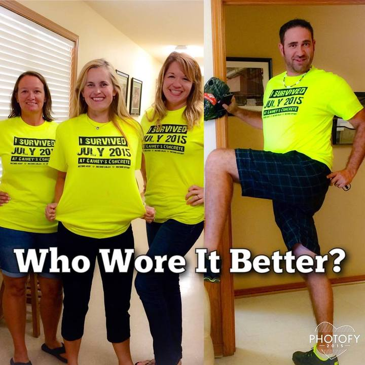 Who Wore It Better? T-Shirt Photo