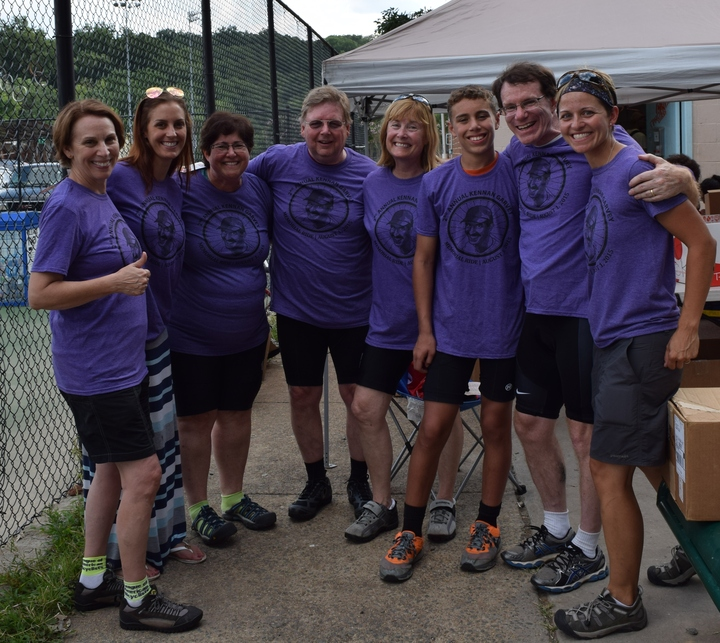 2nd Annual Kennan Garvey Memorial Ride T-Shirt Photo
