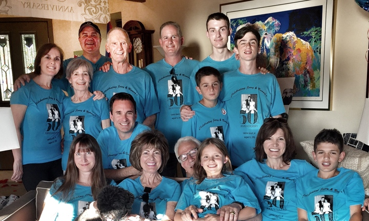 Bunny & Jerry's 50th Anniversary T-Shirt Photo