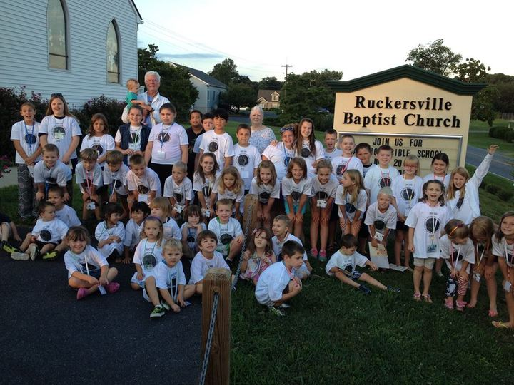 Rbc Vacation Bible School T-Shirt Photo