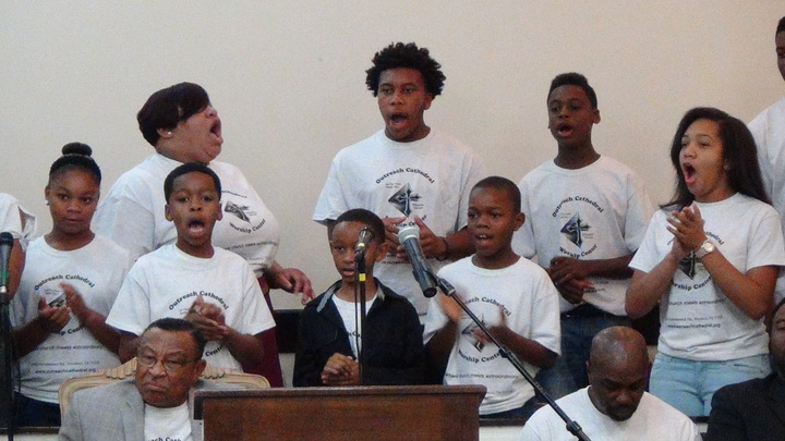 Ocwc Youth Choir T-Shirt Photo