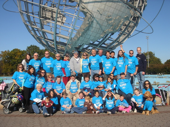 Fruzins Walk To Cure Diabetes T-Shirt Photo