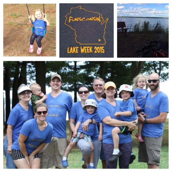 Funsconsin Lake Week T-Shirt Photo