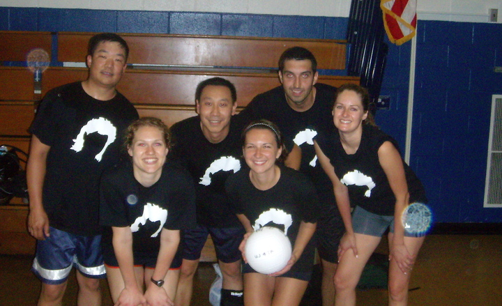 Uncle Jesse + The Rippers Volleyball Team!!! T-Shirt Photo
