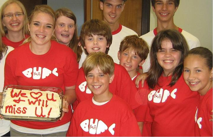 """Bumc Youth: """"Goodbye"""" To A Friend And """"Hello"""" To New Shirts T-Shirt Photo"""