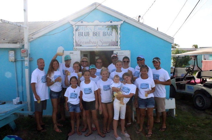 Famous Miss Emily's Green Turtle Cay Bahamas T-Shirt Photo