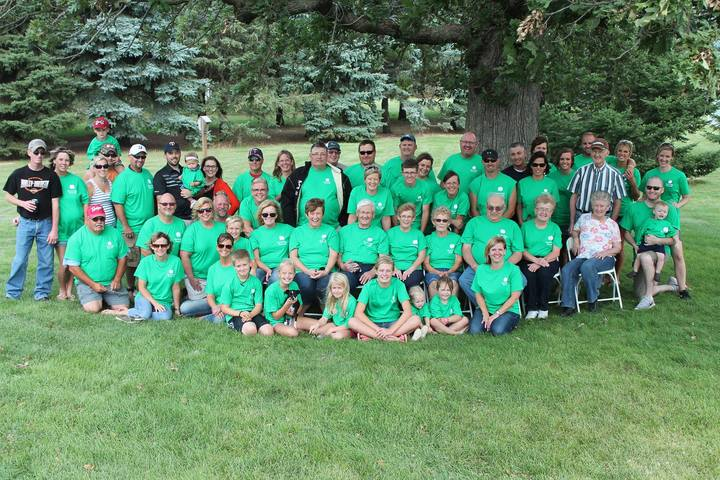 Monnahan Mafia   Monnahan Family Reunion 2015 T-Shirt Photo