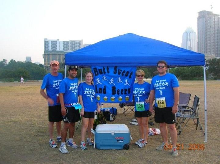 Silicon Labs Relay Team T-Shirt Photo