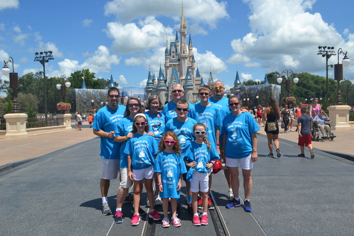 Magic Kingdom Memories T-Shirt Photo