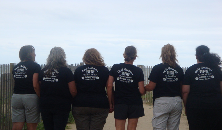Girl's Getaway T-Shirt Photo