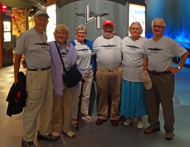 U 977 Crew T-Shirt Photo