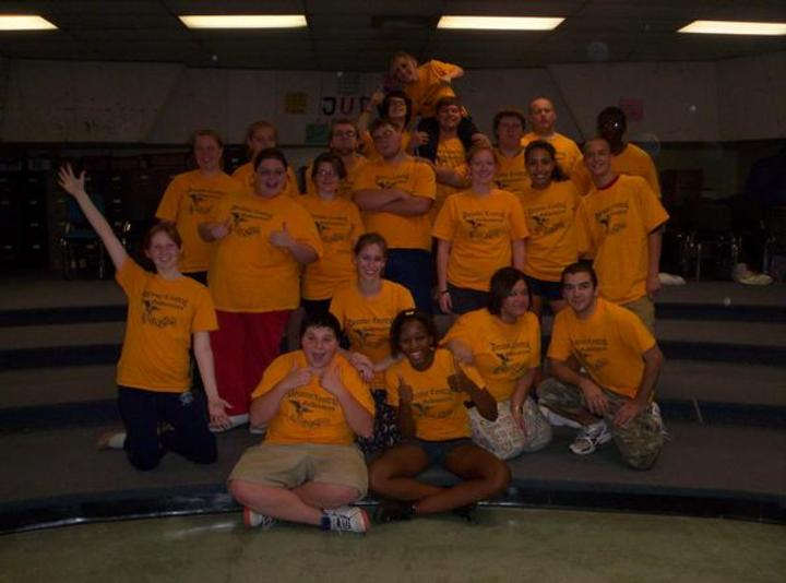 Decatur Central Goldenaires T-Shirt Photo
