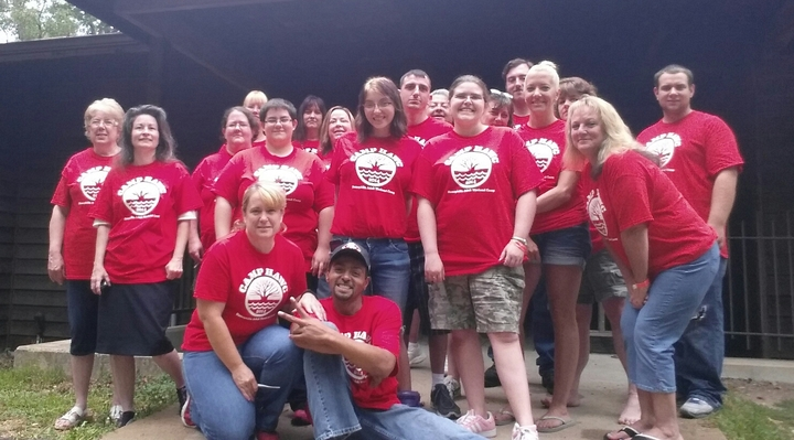 Camp Hawc T-Shirt Photo