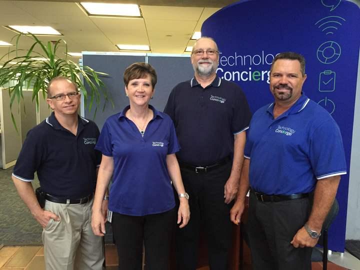 American Express Ft. Lauderdale Technology Concierge T-Shirt Photo