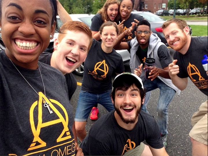 Alpha Omega Campus Ministry Vermont T-Shirt Photo