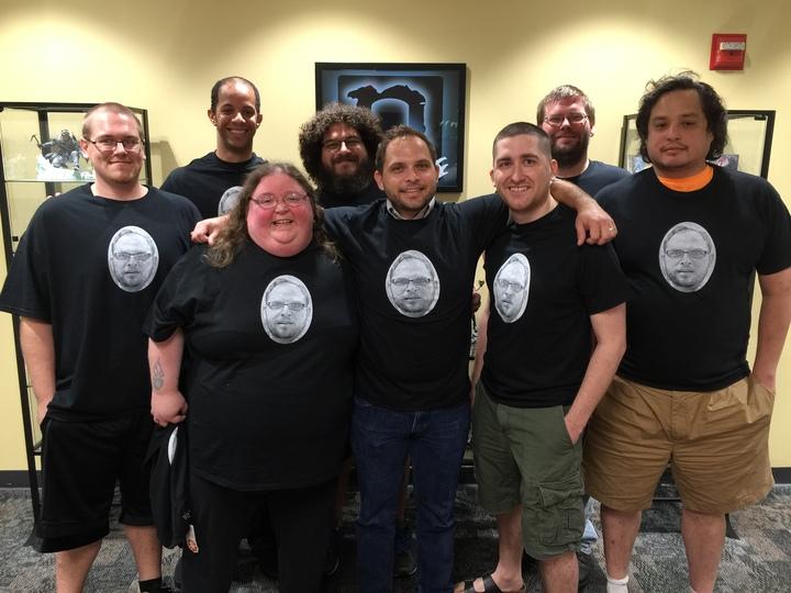 #Team Steve T-Shirt Photo