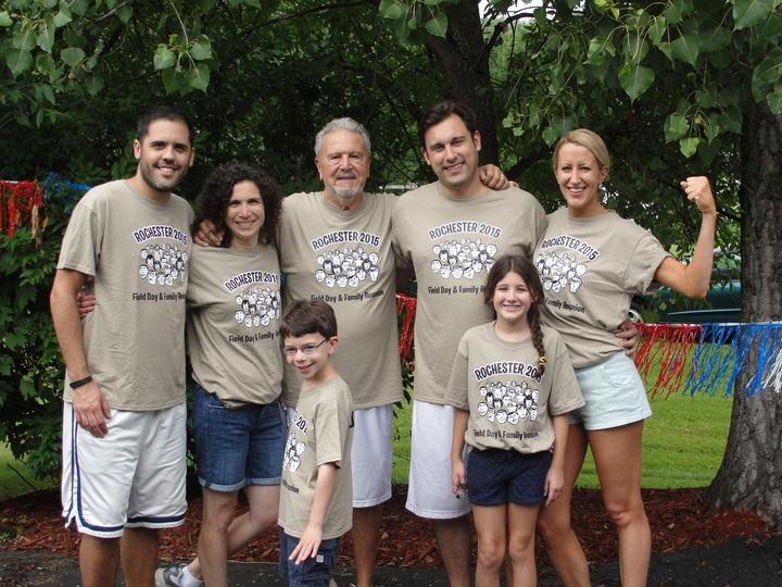 Rochester Reunion 1 T-Shirt Photo
