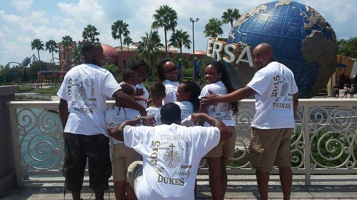 Dukes Vacation 2015 T-Shirt Photo