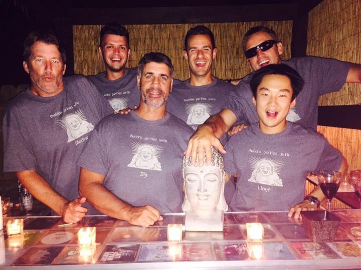 Getting Zen T-Shirt Photo