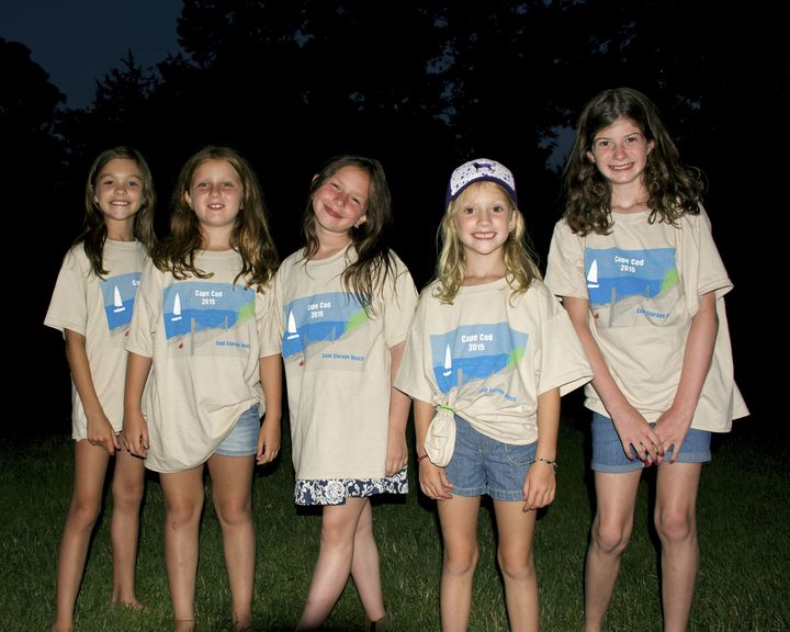 Cape Cod Reunion Generation Three T-Shirt Photo