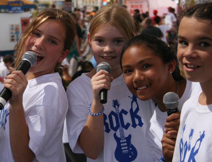 2008 California State Fair   Blue Team T-Shirt Photo