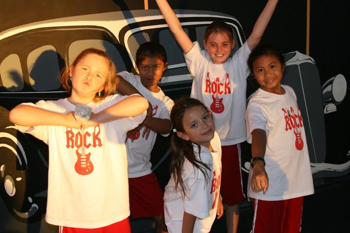 2008 California State Fair   Red Team T-Shirt Photo