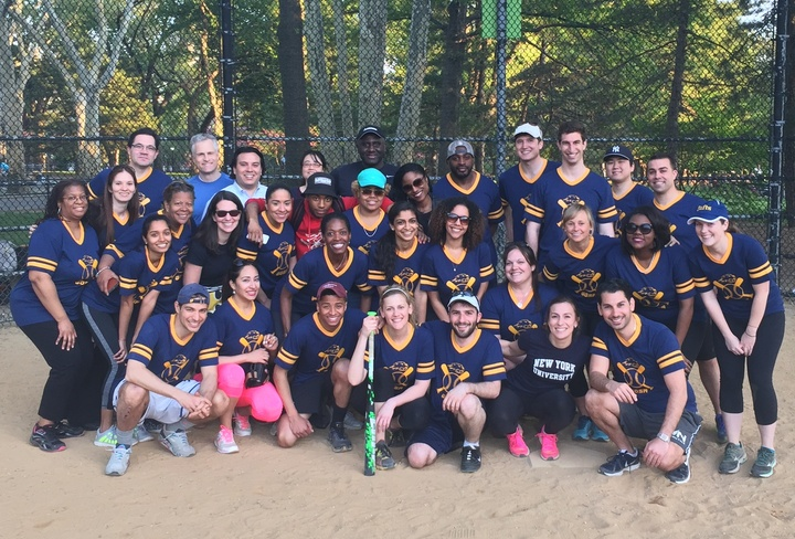 Ny Governor's Office Of Storm Recovery, Summer Softball 2015 T-Shirt Photo