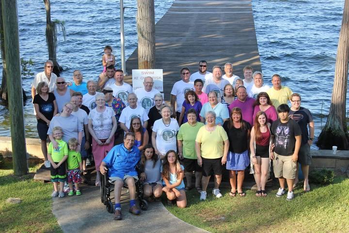 Stephenson Family Reunion 2015 T-Shirt Photo