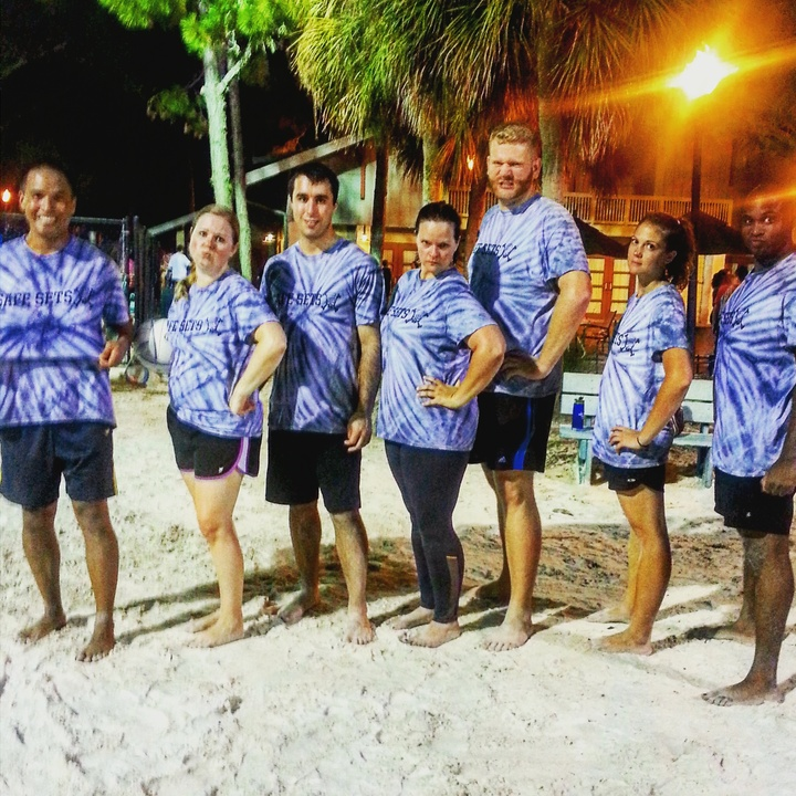 Safe Sets Volleyball T-Shirt Photo