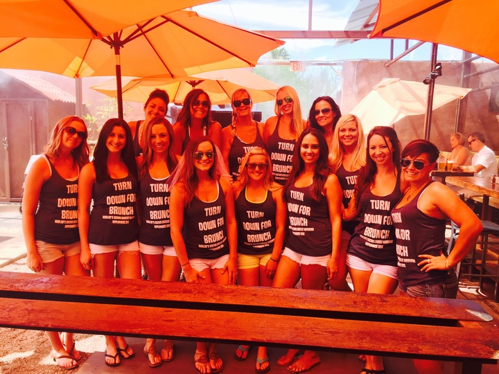 Bachelorette Weekend  T-Shirt Photo